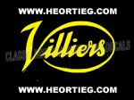 Villiers Transfer Decal DVILL2-10